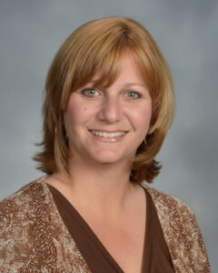 Carol Chiego, Branch Administrator