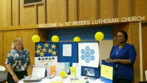 Extended Family Care Attends St. Peter's Job Fair in Allentown