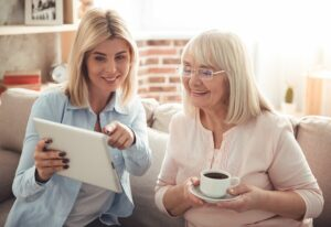 Caregiver Catasauqua PA - Discussing Finances with Your Elderly Parent: Where to Start?