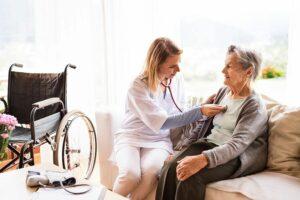 Home Health Care Nazareth PA - Services Home Health Care Offers a Senior