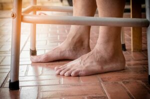 In-Home Care Bethlehem PA - Common Causes of Foot Pain in the Elderly