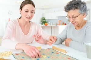 Home Care Easton PA - Fun Things for Home Care Aides & a Senior Diagnosed with Alzheimer's