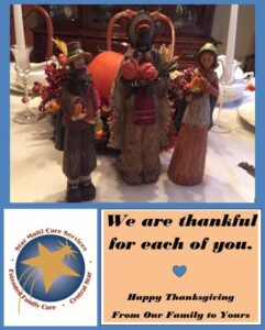 Home Care Lancaster City PA - Happy Thanksgiving