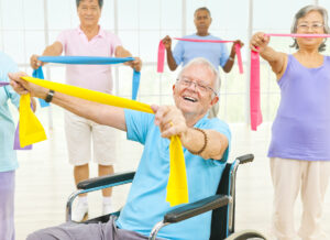 Elderly Care Hershey PA - Upper Back and Shoulder Pain in Elderly Adults