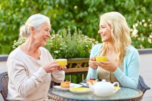 Home Care Services Oakland PA - Calm Communication Tips with a Senior Who Has Dementia